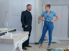 Milfs Like it Big (Brazzers): Dickrupting Her Domestic Bliss