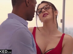 Valentina Nappi Takes the Biggest BIG BLACK DICK in the World
