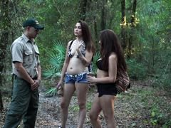 FULANAX-COM - Sophia Lucille Teen chicks In The Woods