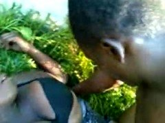 willy makes love babe familiar in brazzaville