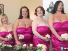 Maria Moore & Sapphire - My Big Plump Wedding