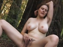 HOT WIFE - feeling the nature