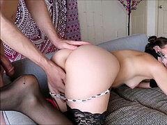 nail My Face & rump: bondage Facefucking & Anal
