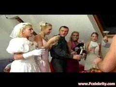 Wedding Party Hardcore Sex