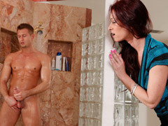 Wet And Wild Sex With Young Stud Billy