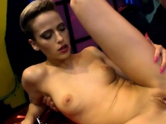 German Jizz Broads - Ria Sunn Double Penetrated And besides Creamed