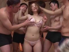 Godlike Doremi Miyamoto getting cock been blowed