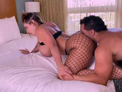 Big Ass Milf Gets Fast And Rough Pounding In Hotel Room - Big ass