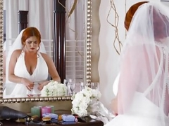Brazzers - Brazzers Exxtra - Dirty Bride episode starring Lenn