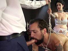 Biseksualni orgija film