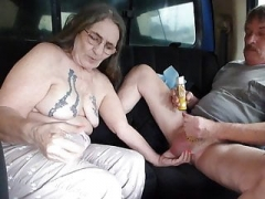i actually am my husbands street whore picked me up for a fist fuck
