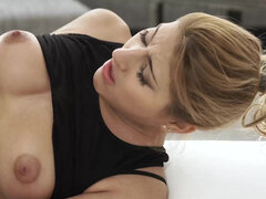 Smoking hot Sarah Cute morning sex routine