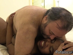 Mexican big beautiful women getting copulated