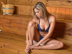 Solo Sauna Play Time