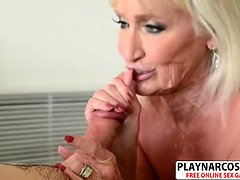 Sensuous Mom Leah L Amour Take Cock Hard Young Stepson