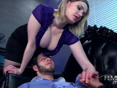 Super busty babe Siri - Follow Doctors Orders