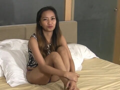 This Asian pussy is about to be fucked