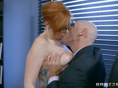Big Tits at Work (Brazzers): The New Girl: Part 1