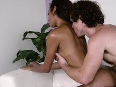 Cecilia Fox giving a bj in the tub before getting dicked by her stepbrother