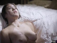 pigtail lesbické porno