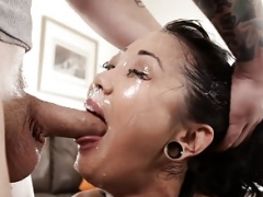MyXXXPass Saya Song Good and additionally Sloppy Throating