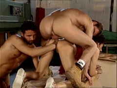 Amazing 90th Europen porn movie with both anal and fisting scenes.