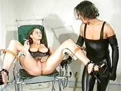 Bdsm, Bisarr, Dominerende kvinne, Latex, Slave