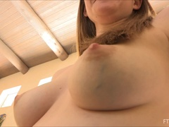 Breasts Full of Milk 1