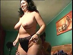 Simone And Biggie retro milfs