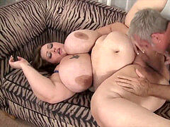 Jeffs Models - Mega Milkers plus-size Gets romped Compilation 7