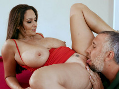 Ava Addams gets her pussy eaten by Keiran Lee