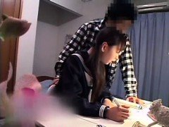 Alluring Far eastern gal has her boyfriend plowing her tight