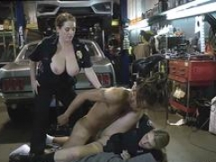 Large tit milf rough Chop Shop Owner Gets Shut Down