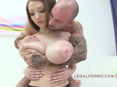 Butt Sex BigTits Ann -- -- Lucie Wilde (European Babe)