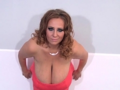 Melons pornstar sex with cum blast