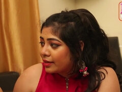 Indian chubby MILF incredible erotic movie