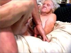Grandmas and GILFs getting fucked on camera