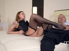 Riding his Rod - The footjob of a lifetime