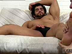 Africa guys homointercourseual sex very first time Alpha-Male Atlas Worshiped