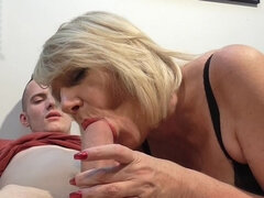 British housewife doing her toyboy