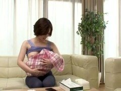 yuka Honjo Milk Housewife Fell into a Trap