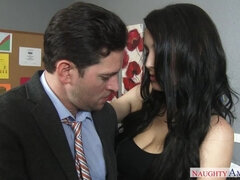 Noelle Easton,Preston Parker Naughty Office