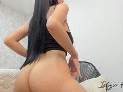 Latina Große Natürliche Titten Solo
