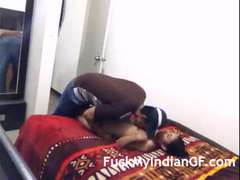 Indian Couple Having an intercourse In Privacy Filmed By Hidden Cam Sex MMS