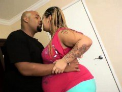Obese and moreover pregnant whore gets rammed