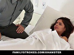 FamilyStrokes - Sucking dick To Skip School
