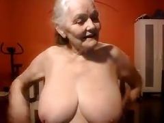 Granny I'd Appreciate To Get down and dirty