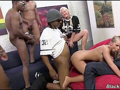 meaty dark-hued Cock Music Video (small white dicks not allowed inside)