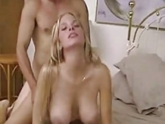 Bigtitted inexperienced Mary on hot sex in the bedroom
