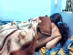 Indian desi babe banging with boyfriend in bedroom
